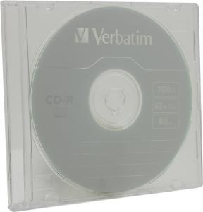 Verbatim CD-R 700Mb 52x speed