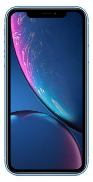 Apple iPhone XR 64Gb Black (MRY42RU/A)